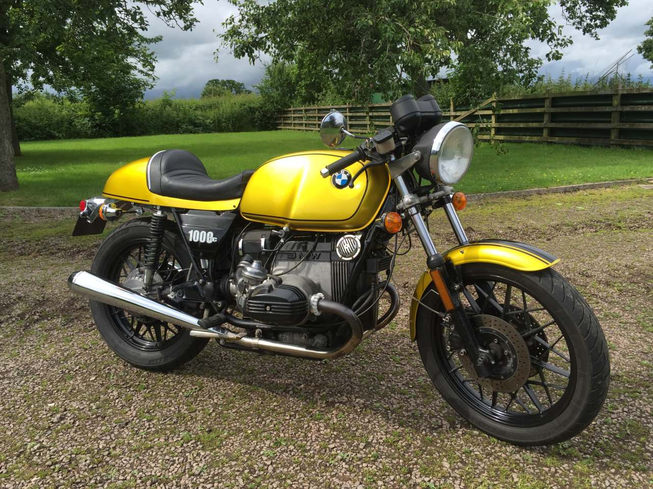 1980 Bmw R100rs Cafe Racer We Sell Classic Bikes