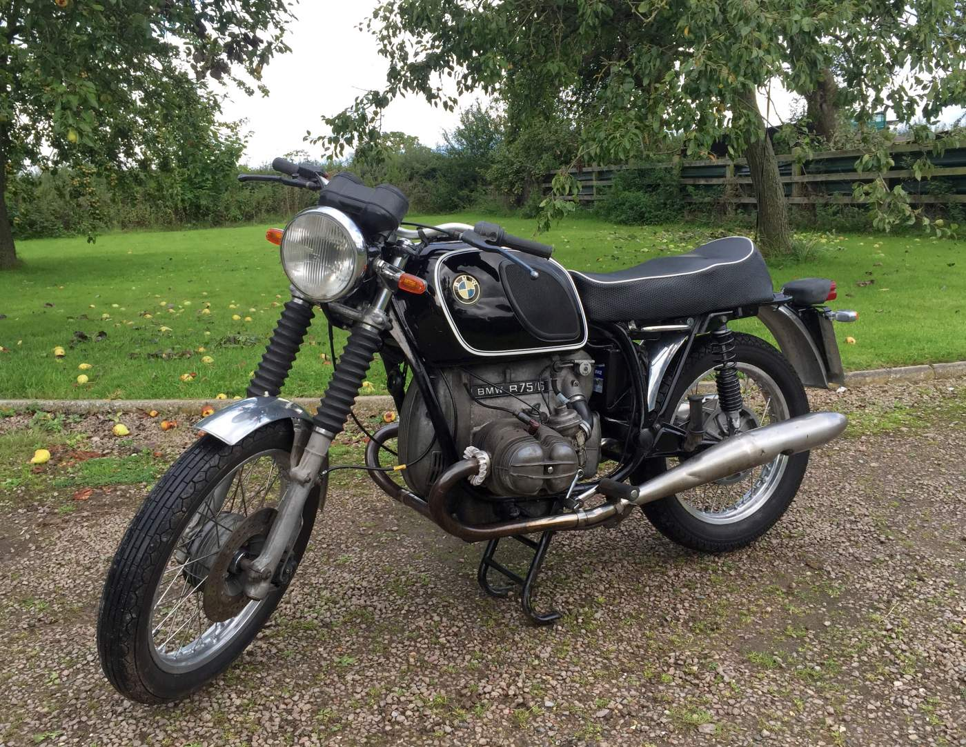 1976 BMW R75/6 - We Sell Classic Bikes