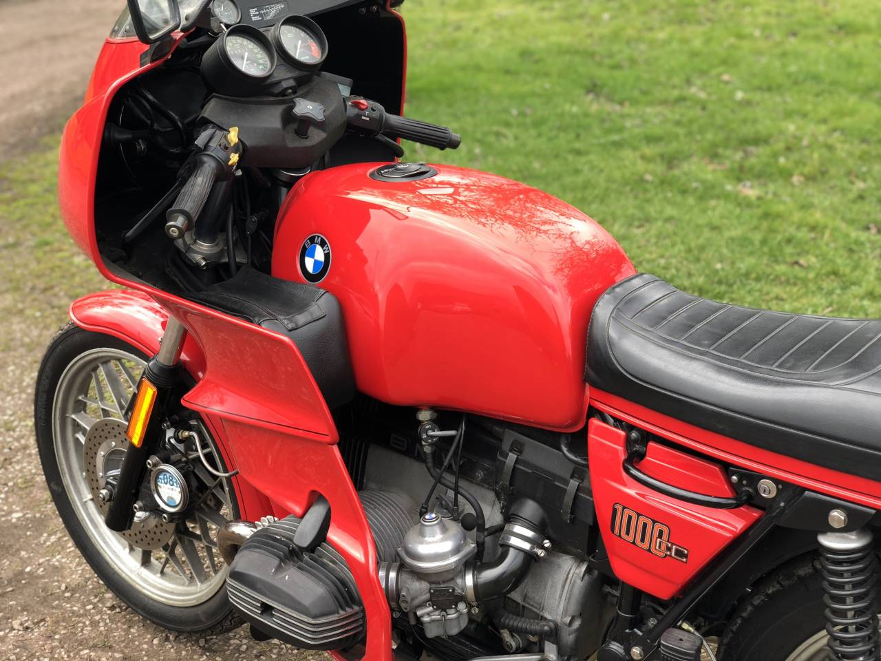 1981 Bmw R100rs We Sell Classic Bikes