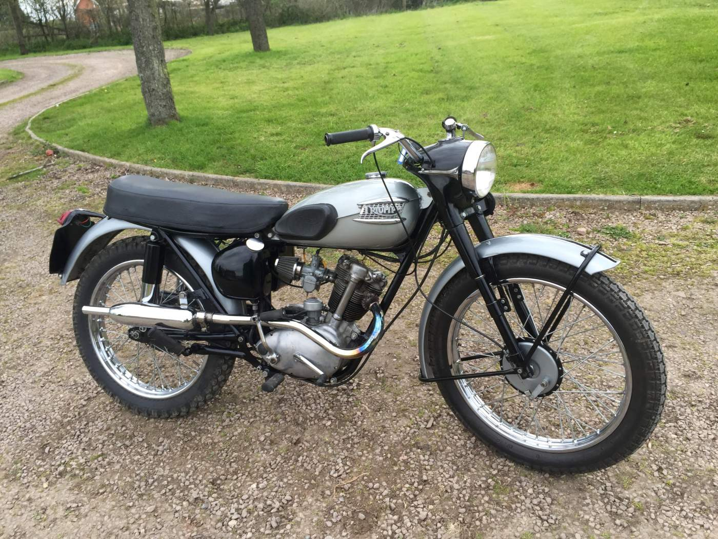 We Sell Classic Motorcycles