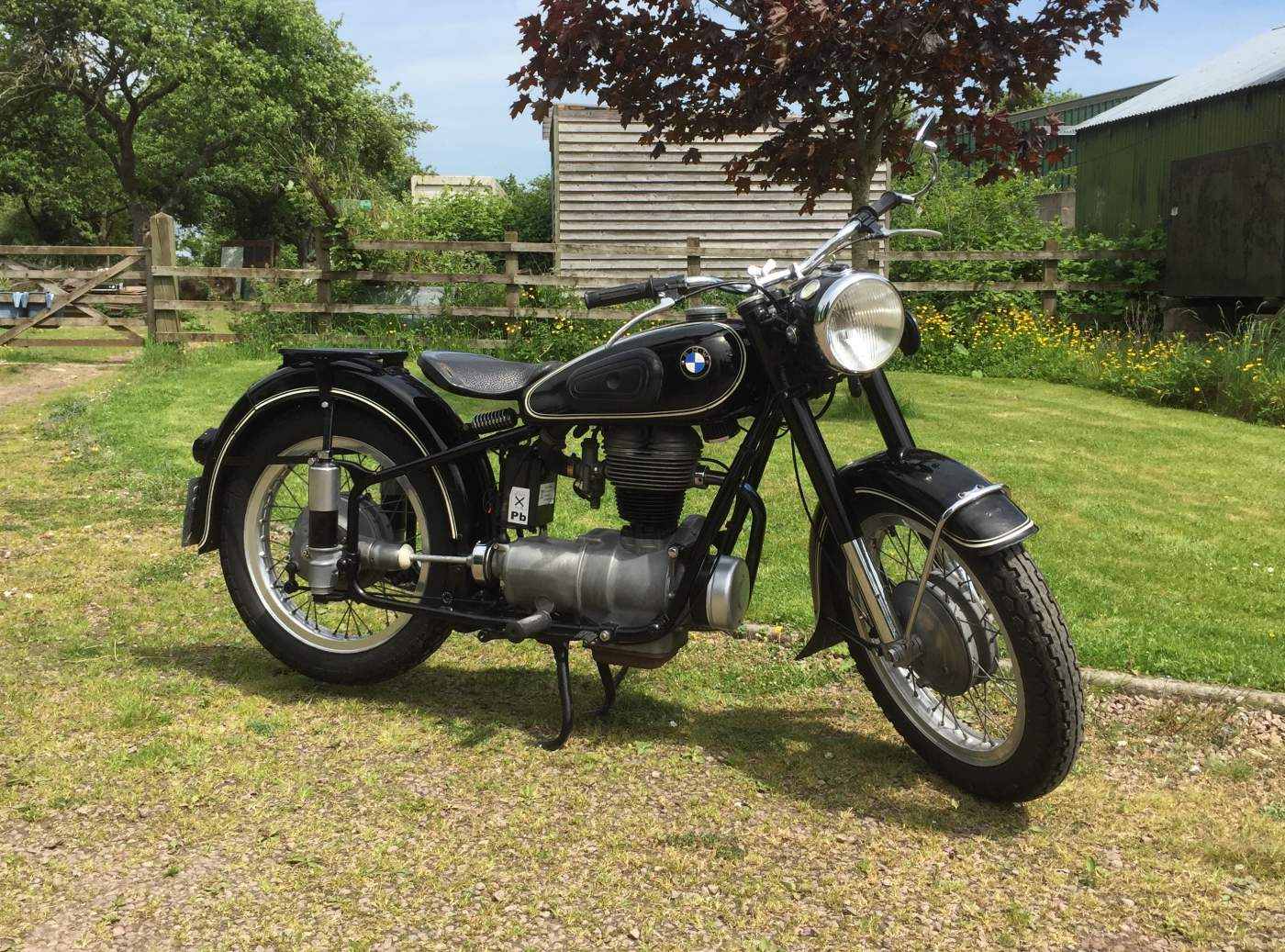 1954 bmw r25 3 we sell classic bikes. Black Bedroom Furniture Sets. Home Design Ideas