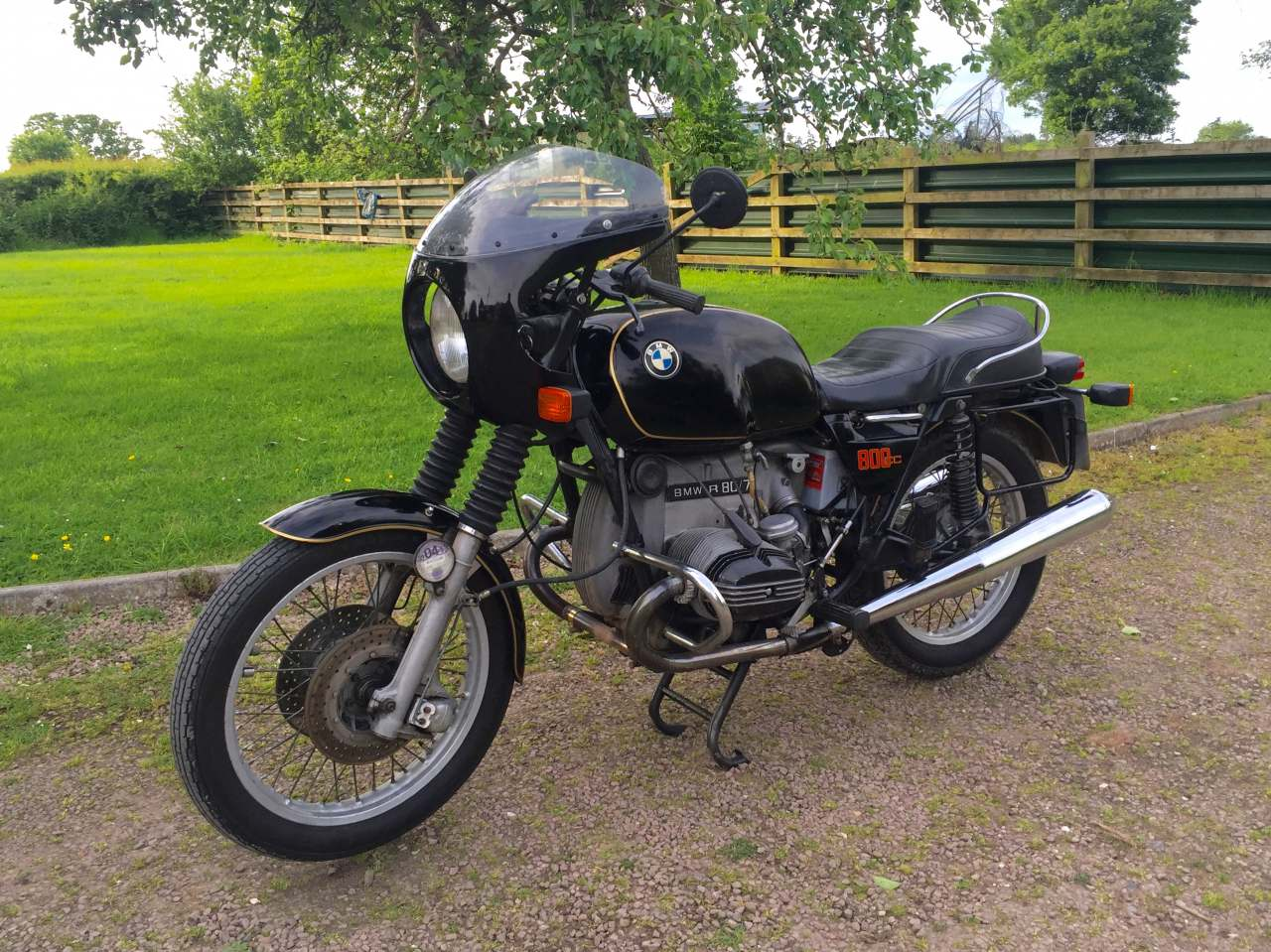 1978 Bmw R80 7 We Sell Classic Bikes