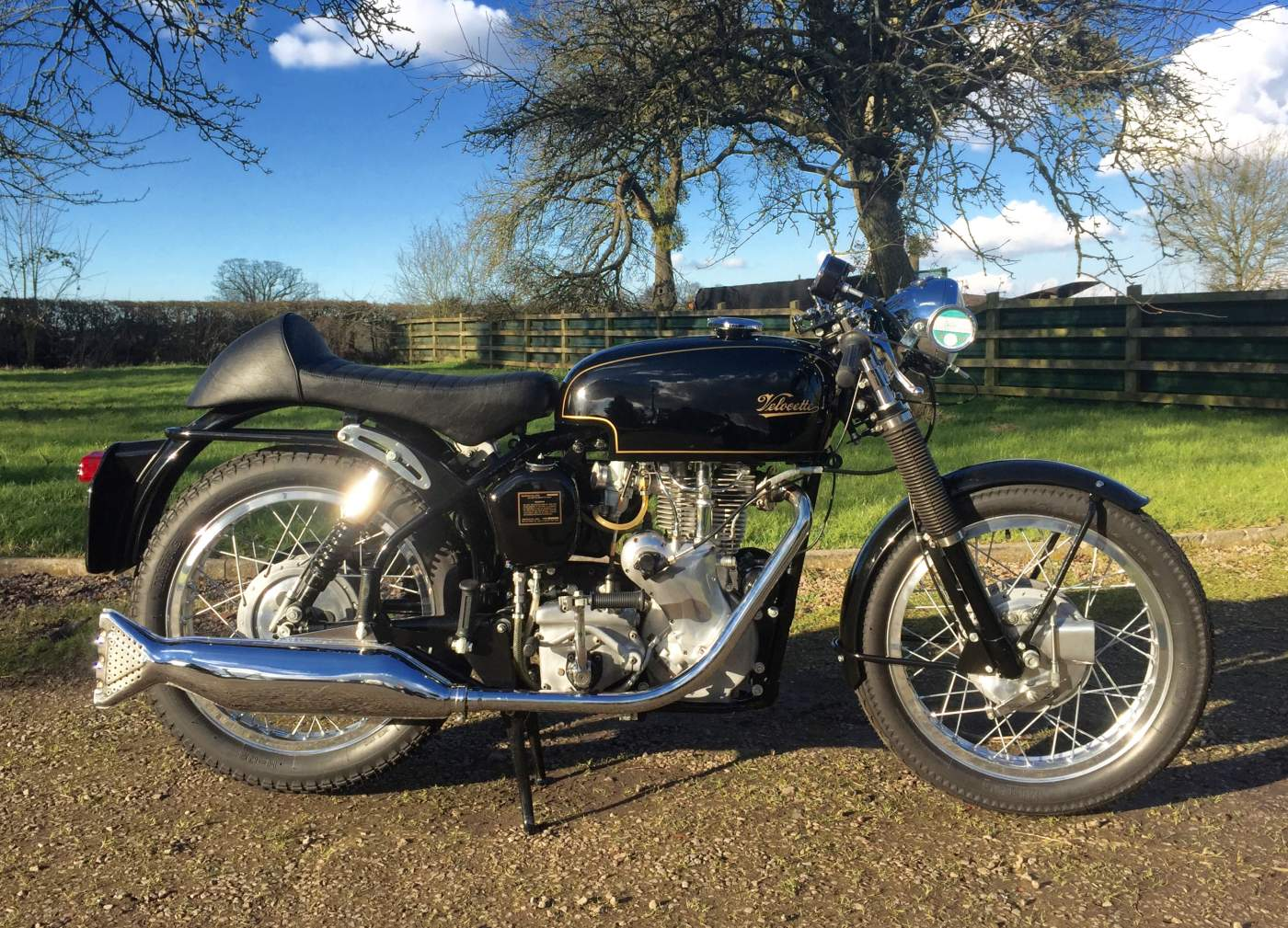 1960 Velocette Thruxton Look We Sell Classic Bikes