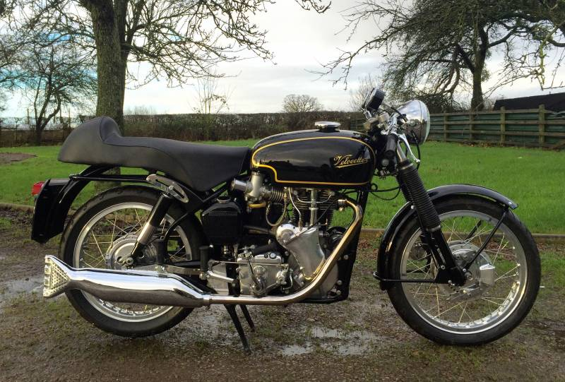 1969 Velocette Thruxton For Sale We Sell Classic Bikes